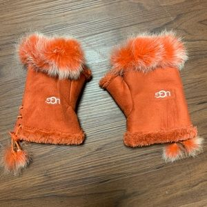 UGG Fingerless Gloves